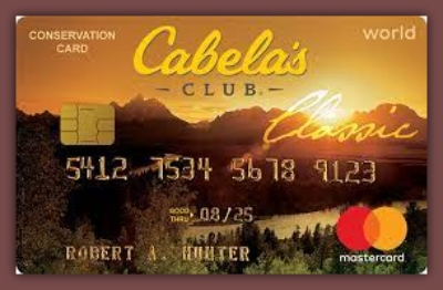 how to Activate Cabela Card