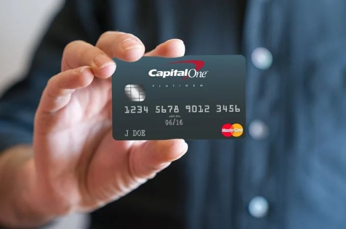 Capital one Credit Card Online